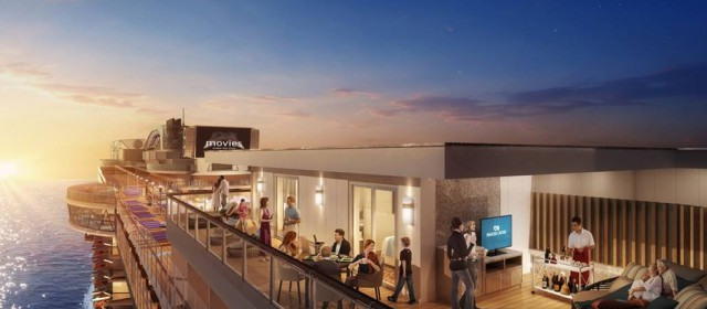 New Sky Princess Suites Revealed