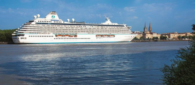 Crystal Serenity Redesigned