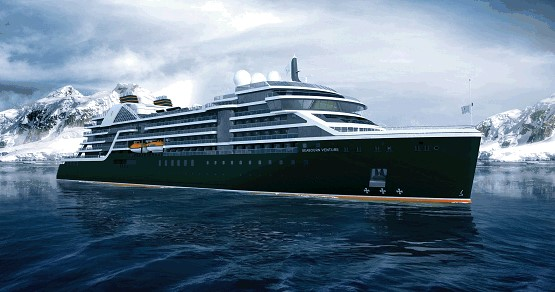 Seabourn Expedition Ship