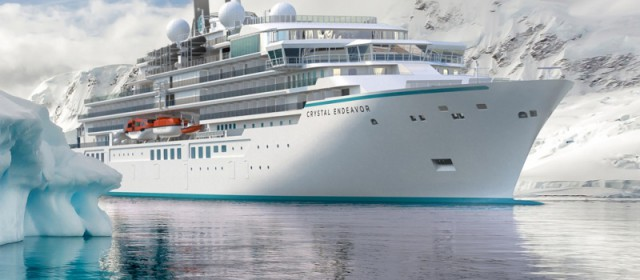 Crystal Endeavor 2021 voyages announced