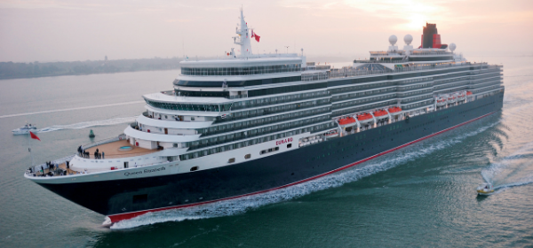 Queen Elizabeth Celebrates 10 Years at Sea.