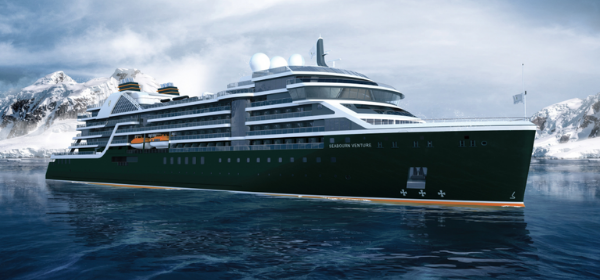 Seabourn Introduce New Extraordinary Expeditions for Seabourn Venture.