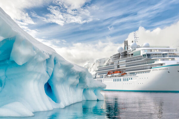 Sovereign Blog - Crystal Cruises require guests to have COVID-19 vaccine.