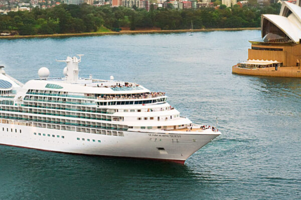 Sovereign Blog - Seabourn to recategorise their suites.