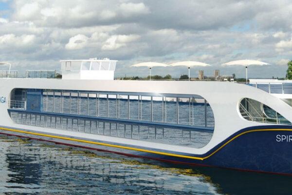 Sovereign Blog - Keel laid for Saga Cruises second river ship.