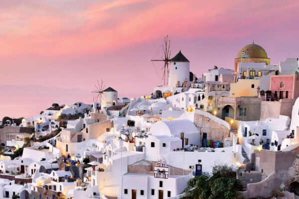Sovereign Blog - Seabourn to sail around Greece this Summer.