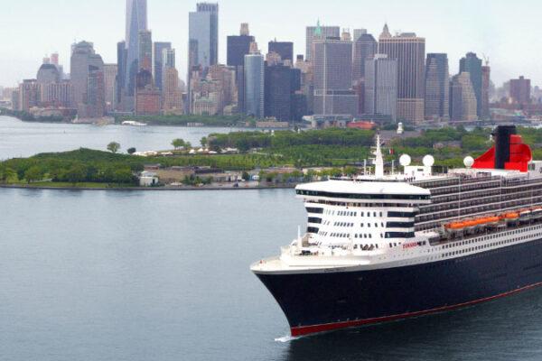 Sovereign Blog - Cunard release 2022 event voyage details.